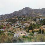 Mountain village Spain